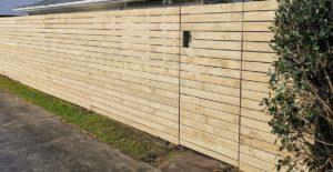 Fence Horizontal Board
